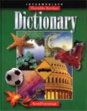 Thorndike Barnhart Intermediate Dictionary by Scott Foresman , Hardcover