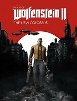 Wolfenstein II The New Colossus | Steam Key | PC | Digital | Worldwide