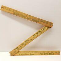 VTG Schneider Implement John Deere Dealer Columbus Indiana Folding Yard Stick