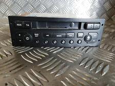 Autoradio cassette SIEMENS VDO RB3-00 - PEUGEOT Partner - Réf : 96584619XT
