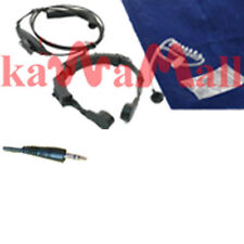 Military Throat mic for Garmin Rhino GPS radios 130 520