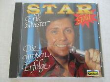 Erik Silvester - Die großen Erfolge - Star Gold - Karussell CD