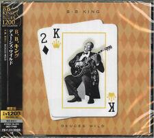B.B.KING-DEUCES WILD-JAPAN CD BONUS TRACK C15