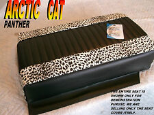 Arctic Cat Panther 1971-74 Replacement seat cover 292 303 305 340 399 440 650