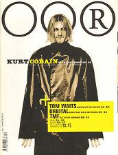 MAGAZINE OOR 1999 nr. 07 - KURT COBAIN (NIRVANA) /TOM WAITS/DJ JEAN