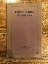 Trout Fishing in Norway - Bryden