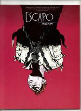 Escapo : Paul Pope,TPB, 1999 Ist Horse Edition, VF/NM ( Overstreet)