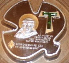 5 Dollar Cook Island 2007 silber Papst Benedict