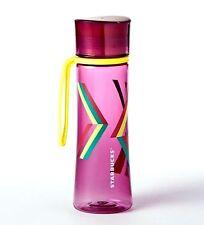 Starbucks Striped Purple Water Bottle/Beach Drinkware Collection/18 fl oz