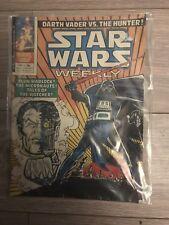 Star Wars The Weekly Comic No68 Darth Vader Vs The Hunter