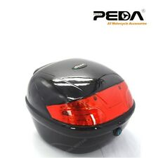 2017 Motorbike Rear Box Top Case Luggage For Scooter 25KM Moped Electric Bicycle