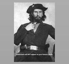 1864 Bloody Bill Anderson Photo Quantrills Confederate Raiders Civil War Rebel