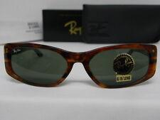 Vintage B&L Ray Ban Fugitive Plastic Square Tortoise W1954  Sunglasses USA