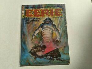 eerie magazine lot of 10