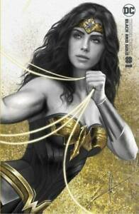 PREORDER: Wonder Woman Black And Gold #1 Carla Cohen Minimum Trade Dress NM