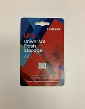 Samsung 64GB Universal UFS Memory Card for Notebook 9 Pen MB-FA64G/AM
