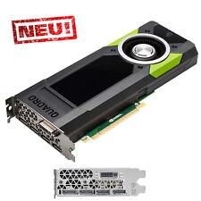 Nvidia Quadro M5000 4k Carte graphique 8gb 4x DP 1.2 Guide OpenGL HDCP Cuda