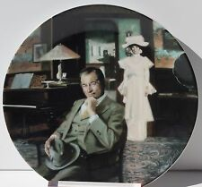 """My Fair Lady Collectors Plate, """"I've Grown a Custom To Her Face"""" Audrey Hepburn"""