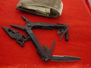 Gerber Made in USA Multi-Plier 600 Sheath Knife Tool + Bonus Needlenose MINT