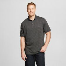 3a113ca7 Mens Merona Short Sleeve Polo Grey Patina Size XLT X-Large Tall