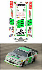 #88 Amp Sugerfree 2011 decal Afx Tyco Lifelike Autoworld 1/64 scale