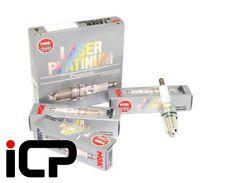 NGK Laser Platinum Heat Range 6 Spark Plugs Fits: Subaru Impreza Turbo 92-07