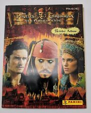 Pirates Of The Caribbean Ved Verdens Ende Álbum Completo Figuras Panini
