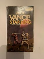 1978 Star King by Jack Vance Daw 1st Printing Paperback