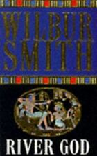 River God by Wilbur Smith (Ancient Egypt #1) (1993 Paperback) DD4385
