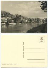 40757 - Bamberg - Klein Venedig - Echtfoto - alte Ansichtskarte