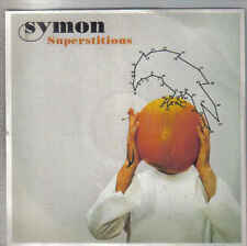 Symon-Superstitious Promo cd single