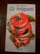 Libro La Grande Cucina Italiana Gli Antipasti