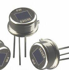 4x PIR Infrared Radial Sensor D203B Robot Pyroelectric