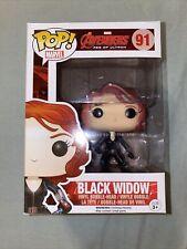 Funko Pop! Marvel Avengers Age Of Ultron Black Widow #91 Vinyl Bobble-Head