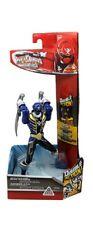 Power Rangers Súper Mega Force Blue Ranger muñeco Nuevo Sellado