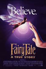 FAIRY TALE: A TRUE STORY (1997) ORIGINAL MOVIE POSTER -  ROLLED  -  DOUBLE-SIDED