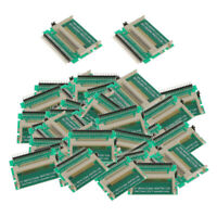 40 Piece Laptop 44-Pin Male 2.5inch IDE To Compact Flash CF Card Adapter New