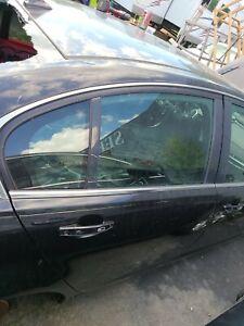 2014-2017 Chevrolet SS Sedan Caprice Passenger Right Rear Door Assembly Black