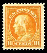 Us.#416 Washington & Franklin Issue 1912 - Oglh - Vf - $42.50 (Esp#0348)
