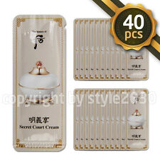 [The history of Whoo] Secret Court Cream 1ml x 40pcs (40ml) Anti-Aging Newest