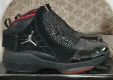 USED Air Jordan XVIX 19 size 11 BRED vintage FITS LIKE SIZE 9.5