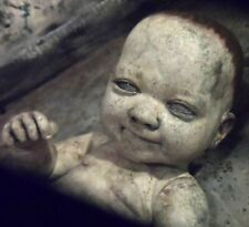 OOAK Halloween Prop TWD Zombie Walker Baby Doll