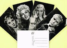 EDITIONS PI - 1940s Film Star Postcards Issued in France #200 to #248