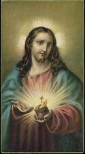 santino-holy card ediz. NB**** n.392 S.CUORE DI GESU'