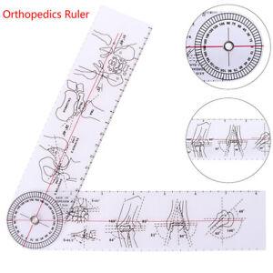 Goniometer Angle Medical Ruler Rule Joint Orthopedics Tool Instruments Plas Gw