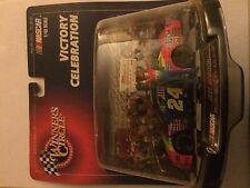 Winner's Circle #24 DuPont 1998 Chevy Monte Carlo - Victory Celebration...