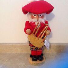 Steinbach Nutcracker Duncan the Scottish Santa Limited Edition in original Box