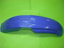 - Yamaha wr250 wr400 wr450 WR YZ Front Fender azul guarda Barro guardabarros Fender