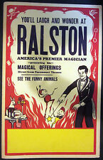 Ralston Window Card