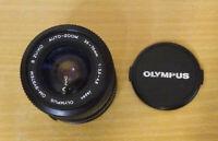 Olympus OM System 35-70mm f3.5 S MC Zuiko Lens Fits Olympus OM Camera Mount